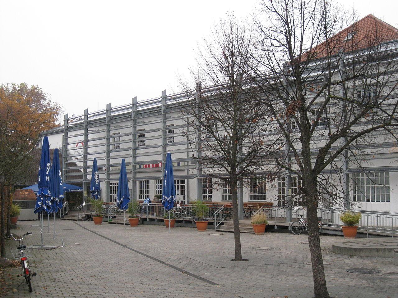 Bild Pasinger Fabrik München