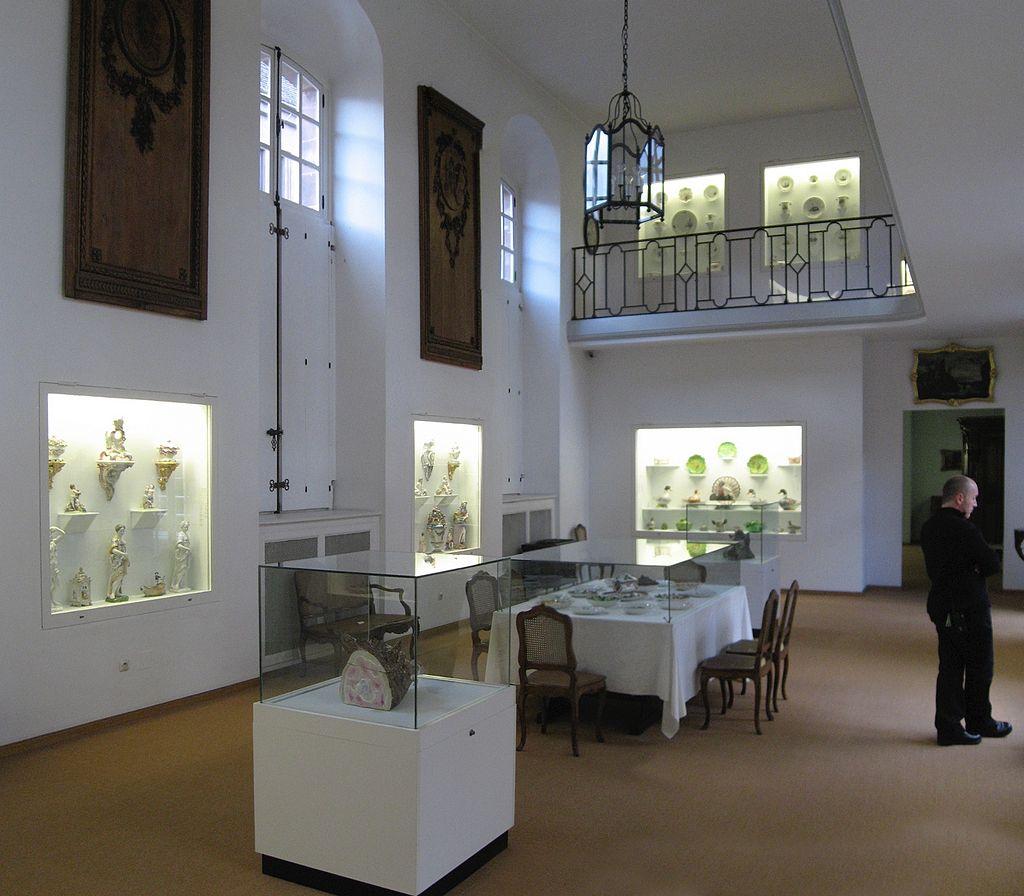 Bild Musée des Arts décoratifs de Strasbourg