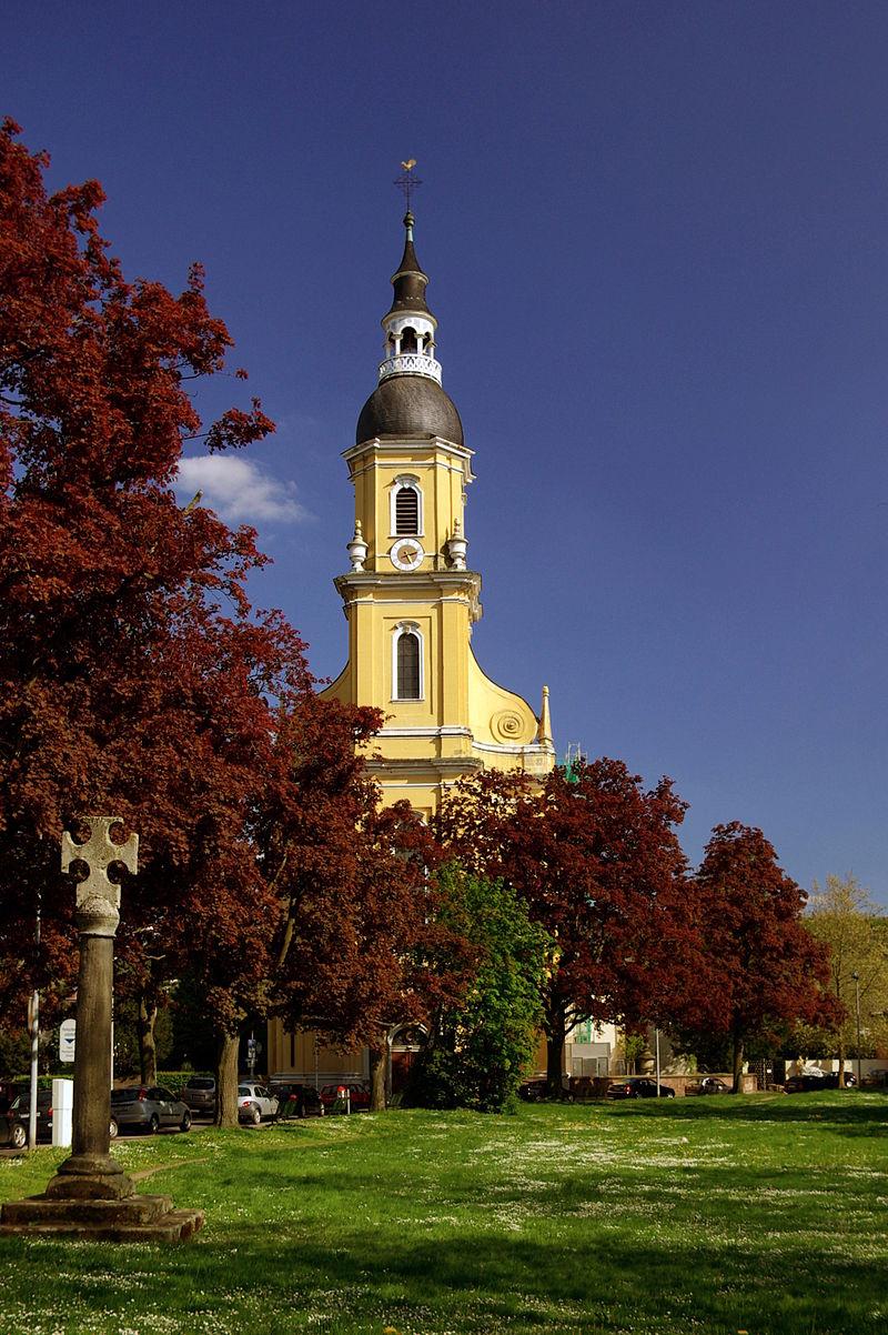 Bild Kirche St. Paulin Trier