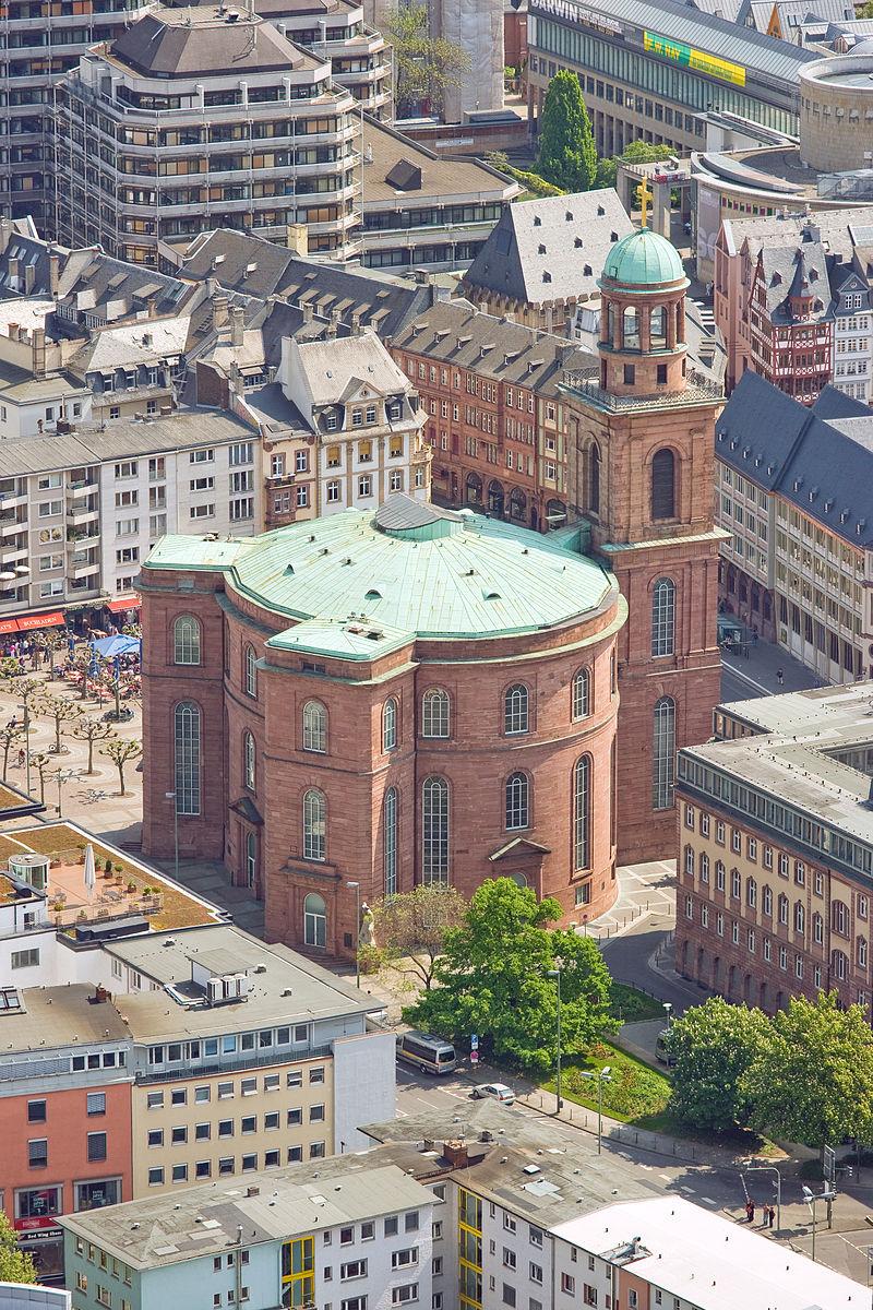 Bild Paulskirche Frankfurt am Main