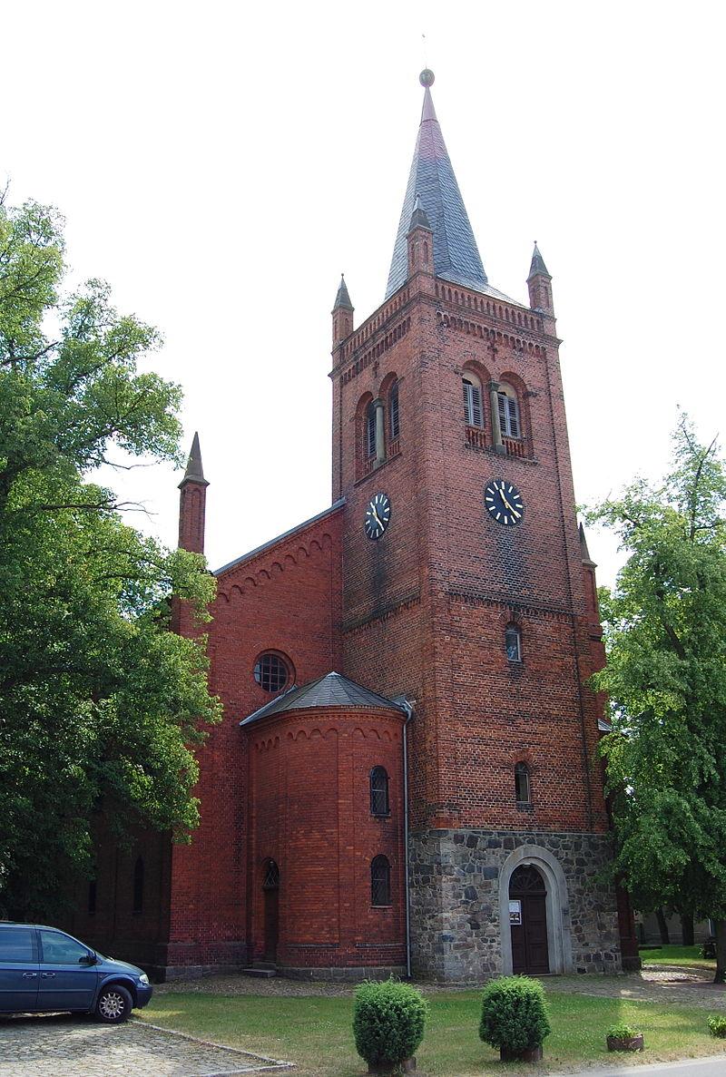 Bild Sankt Paulus Kirche Colbitz
