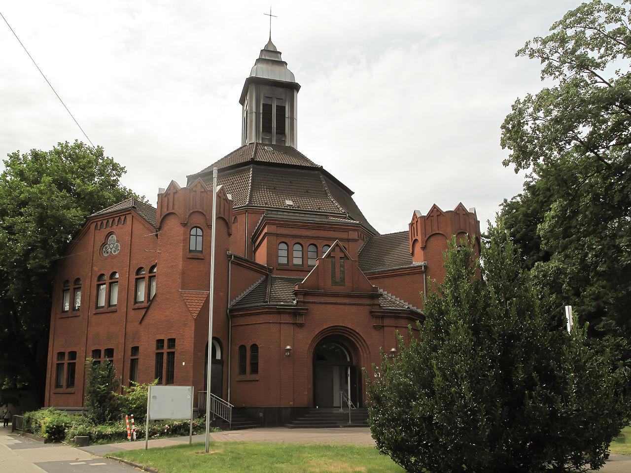 Bild Pauluskirche Oberhausen