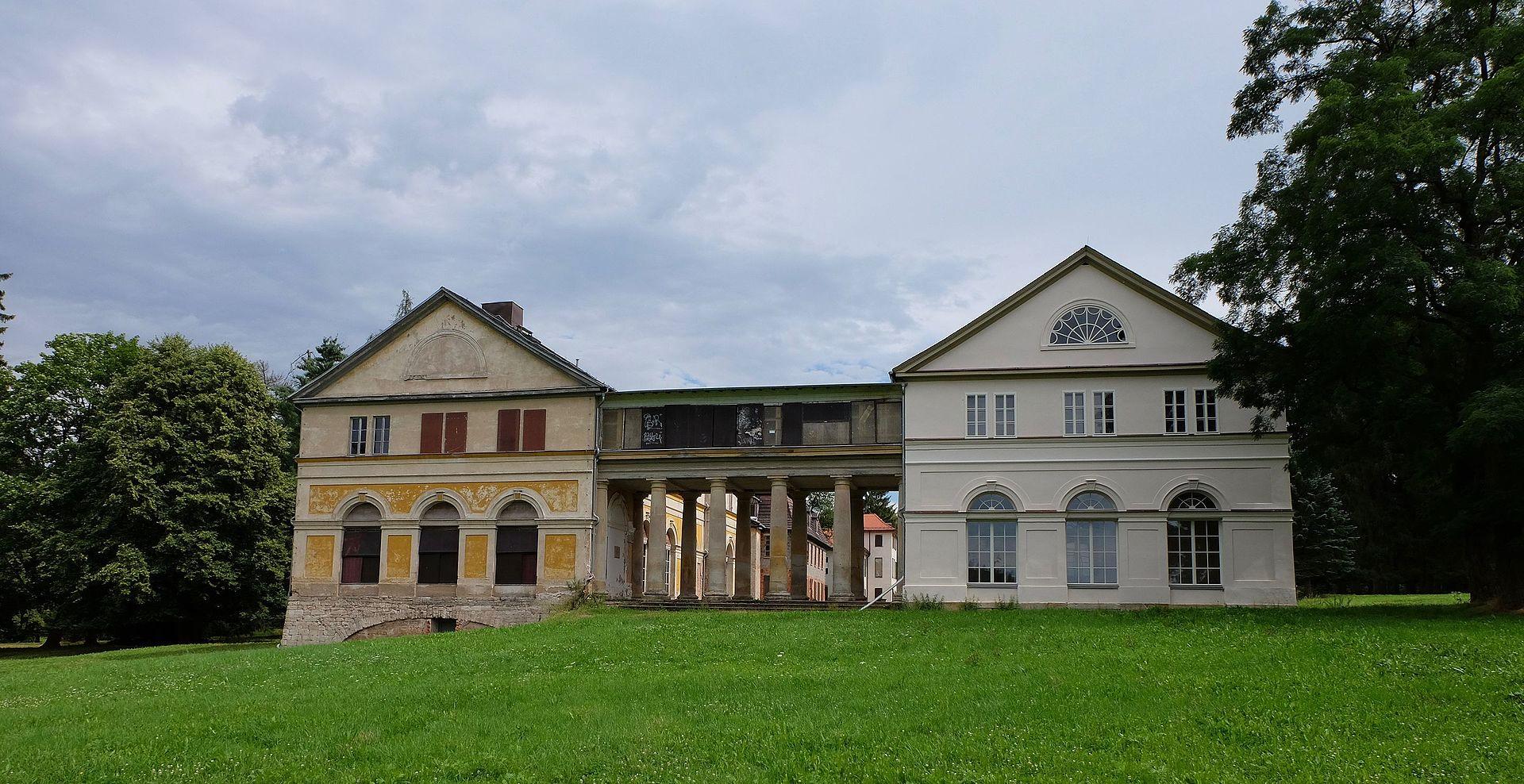 Bild Schloss Wilhelmsthal Marksuhl
