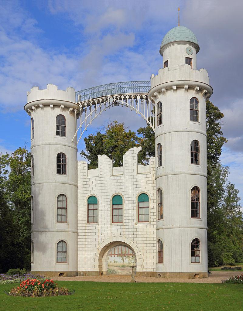 Bild Pfaueninsel Potsdam