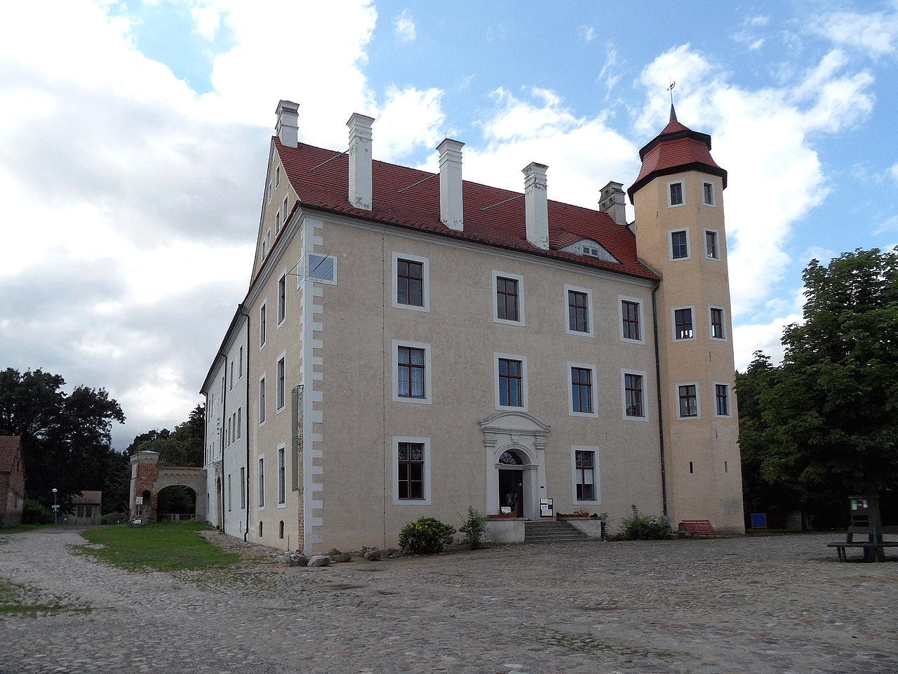 Bild Schloss Penkun