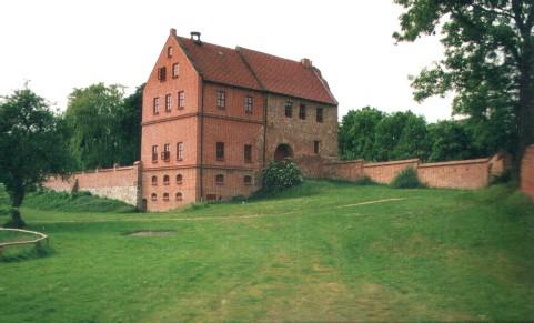 Bild Alte Burg Penzlin