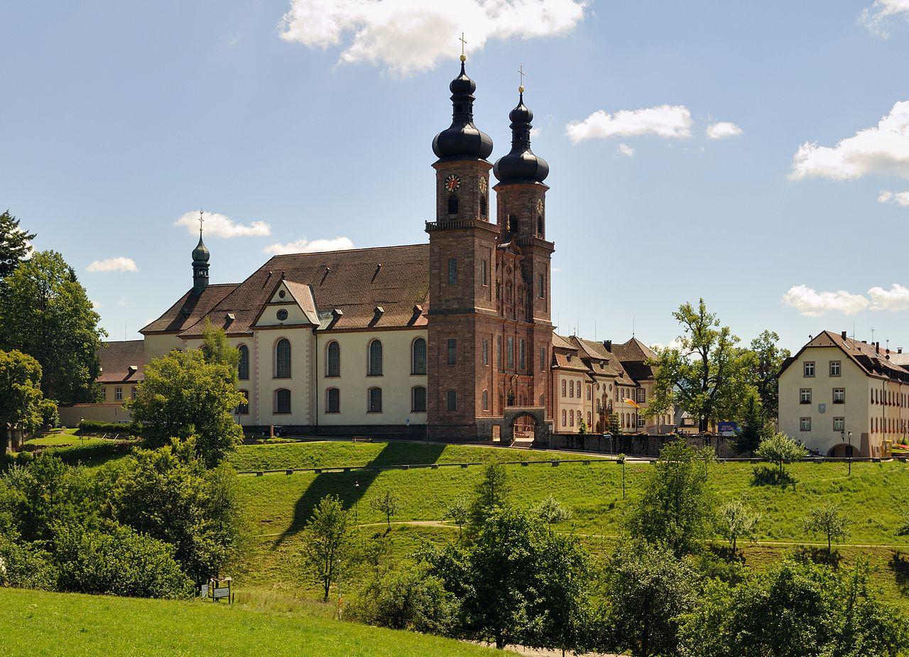Bild Kloster St. Peter