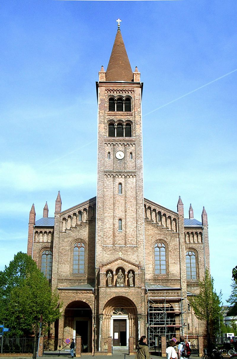 Bild Kirche St. Peter und Paul Potsdam
