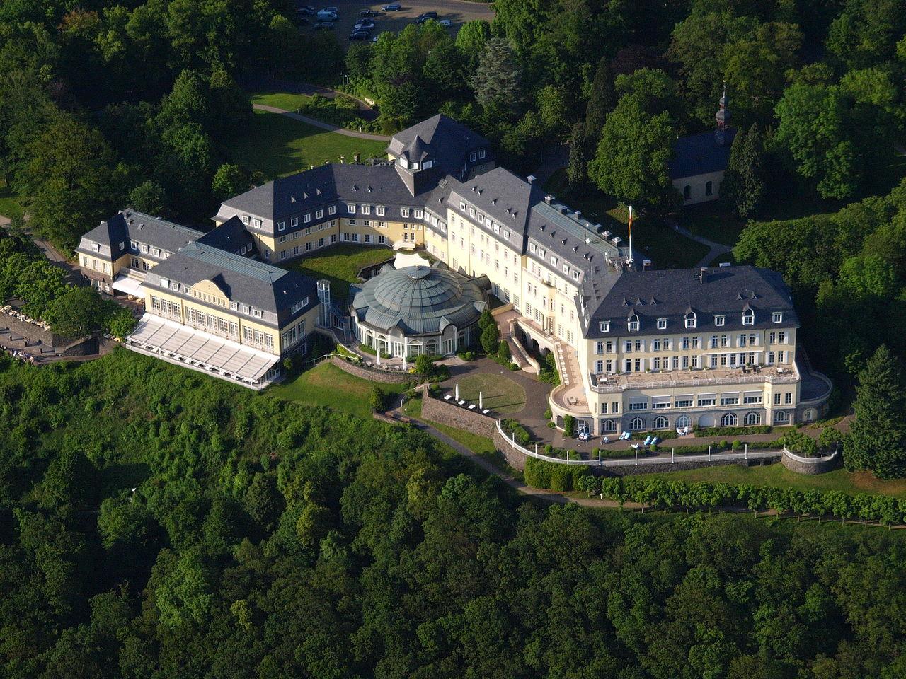 Bild Steigenberger Grandhotel Petersberg Königswinter