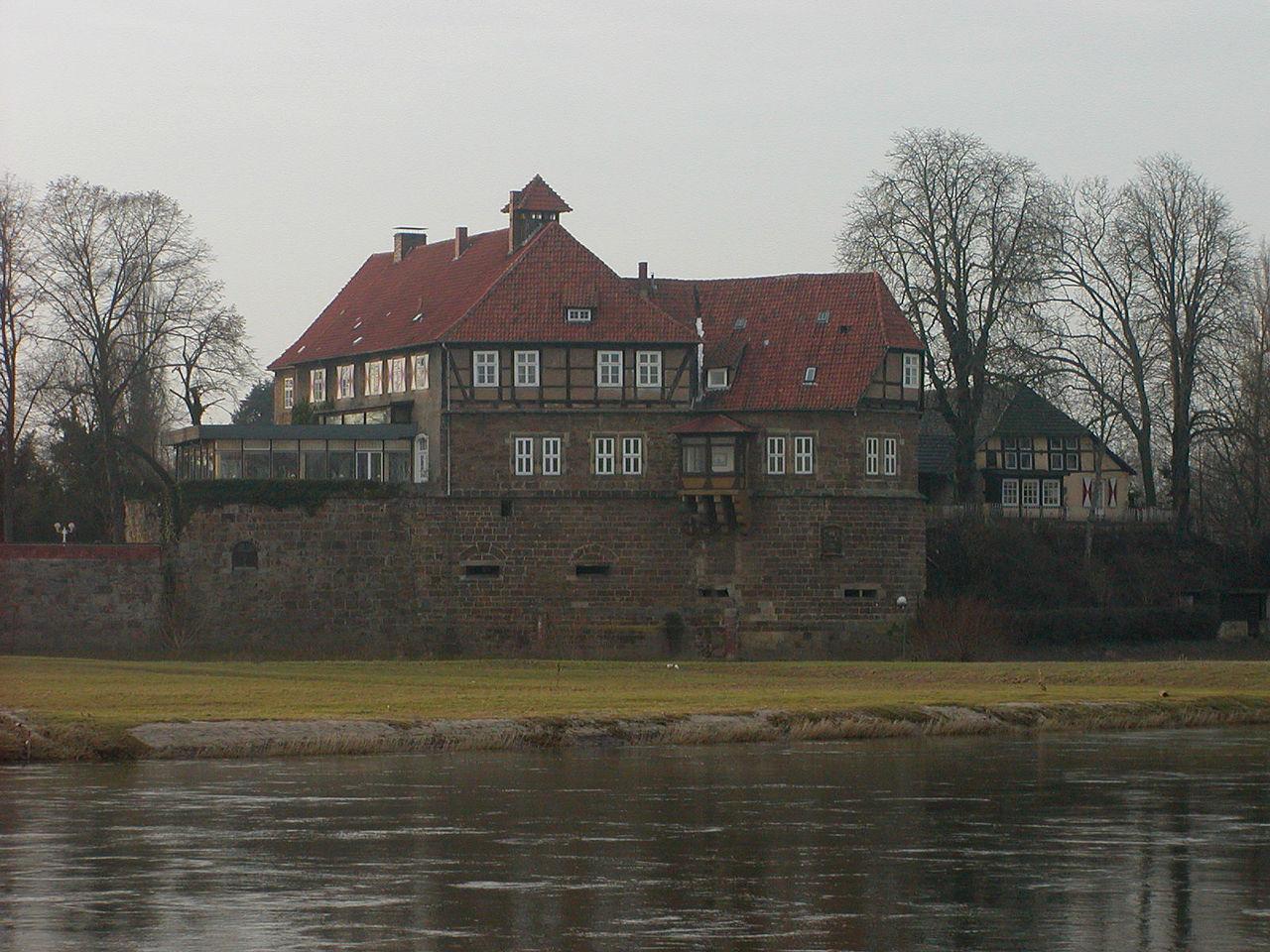 Bild Schloss Petershagen