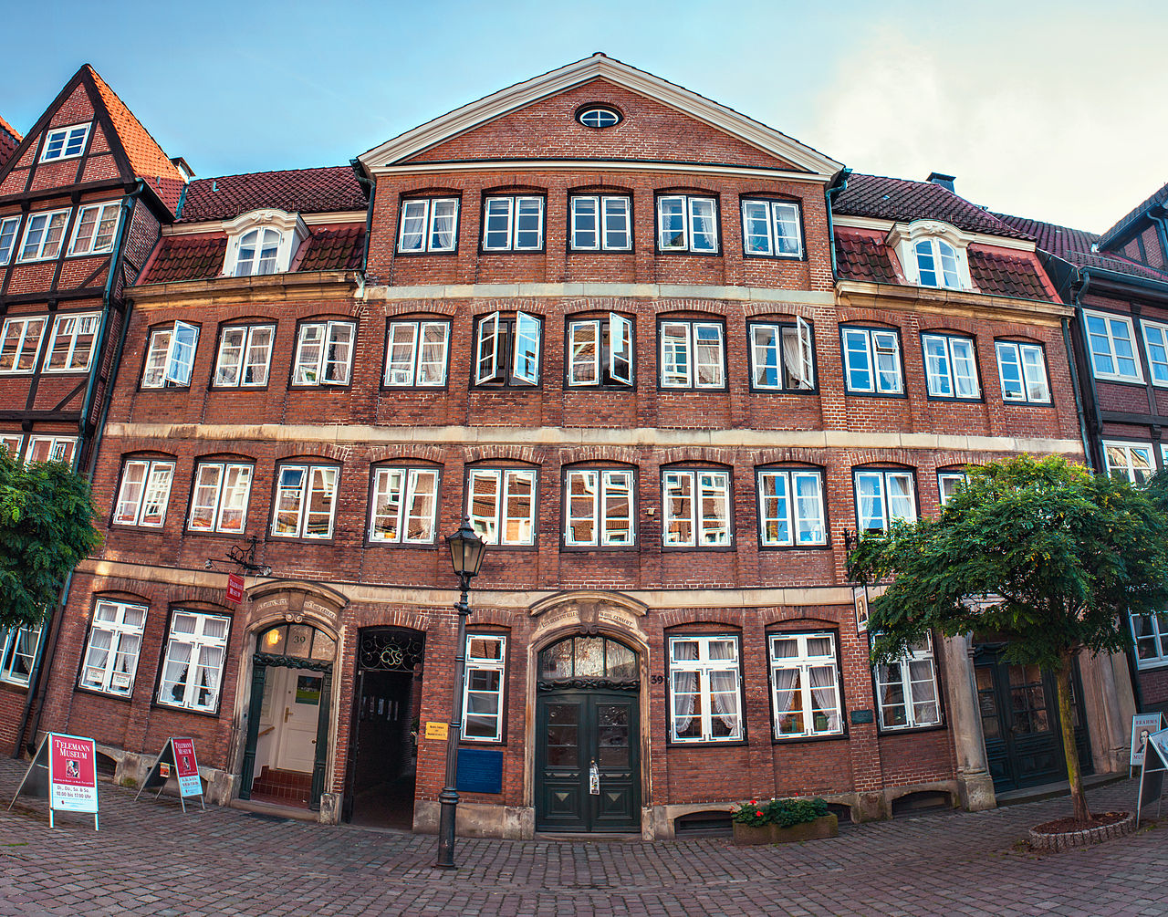 Bild Brahms Museum Hamburg