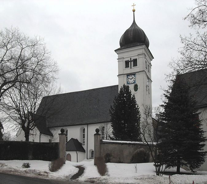 Bild Kirche St. Georg Pfaffroda