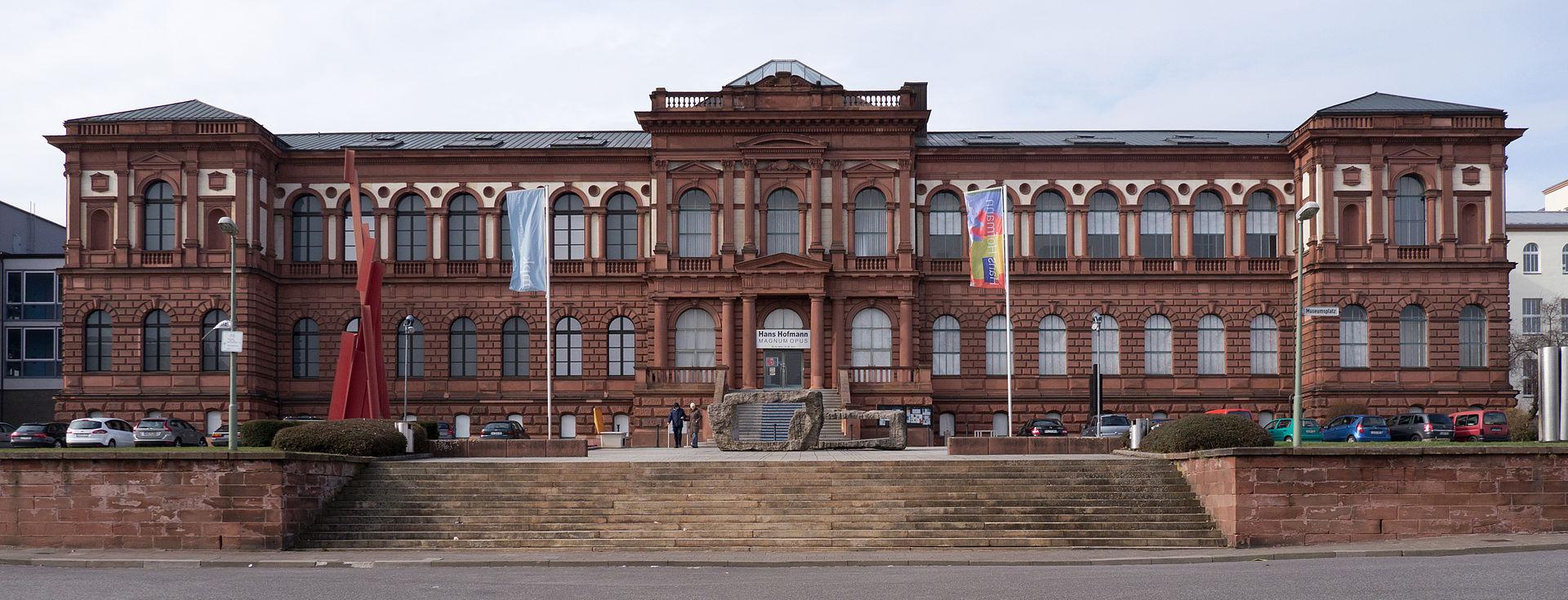 Bild Museum Pfalzgalerie Kaiserslautern