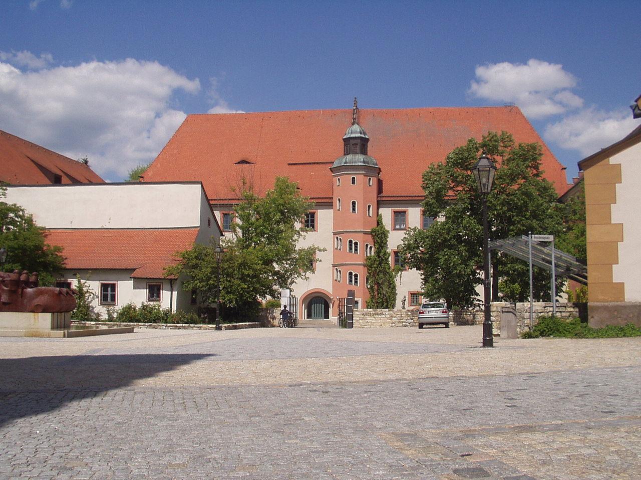 Bild Pfalzgrafenschloss Neumarkt