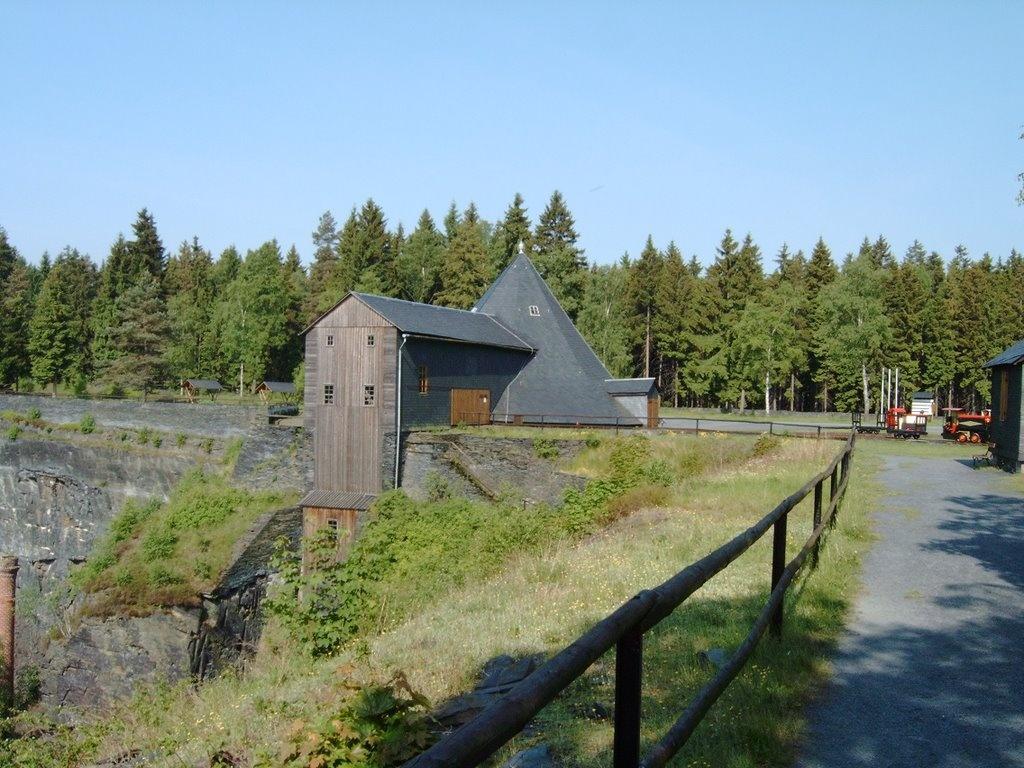 Bild Thüringische Schieferpark Lehesten