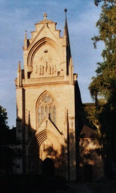 Bild Kloster Schulpforte