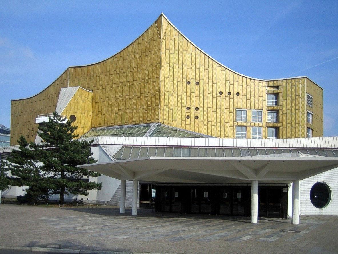 Bild Philharmonie Berlin