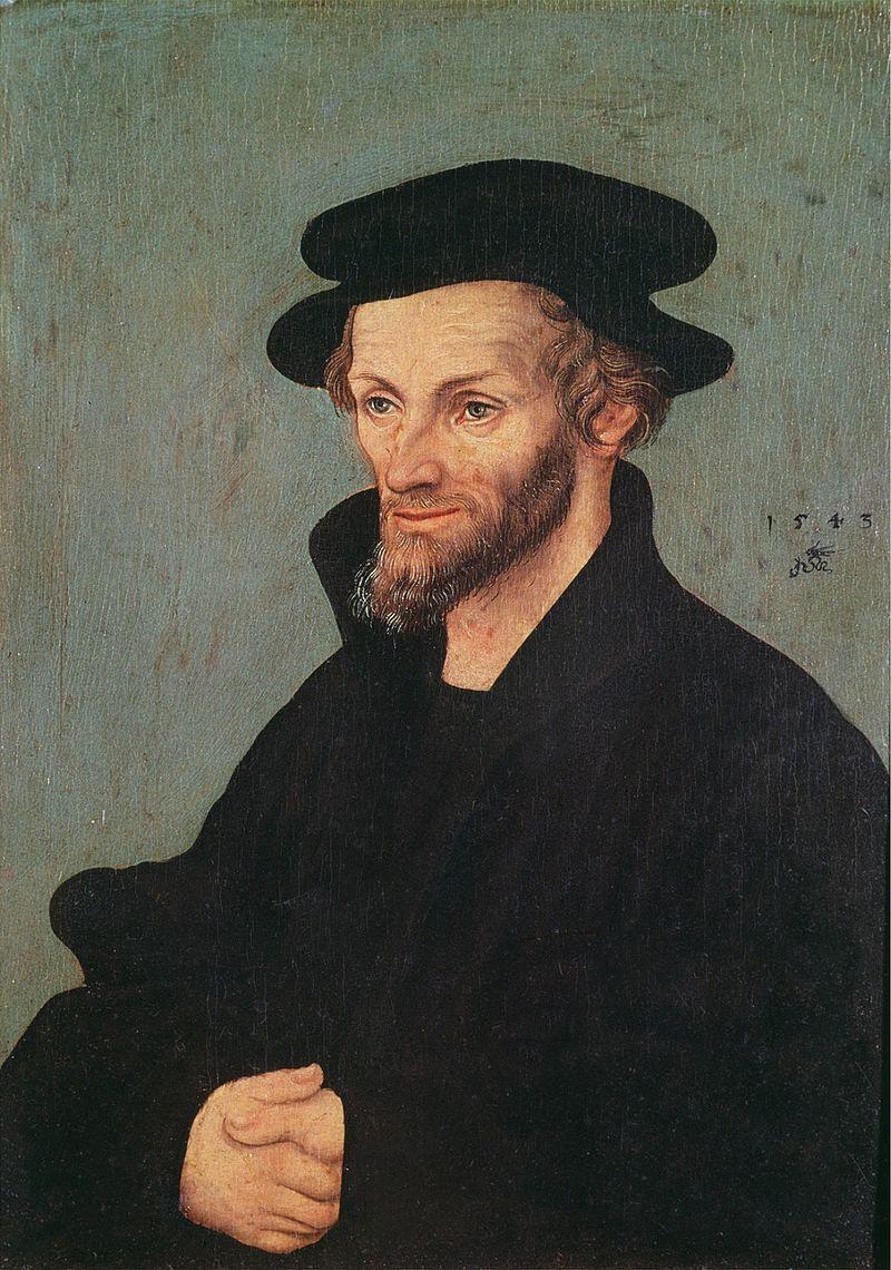 Bild Melanchthon Führung in Wittenberg