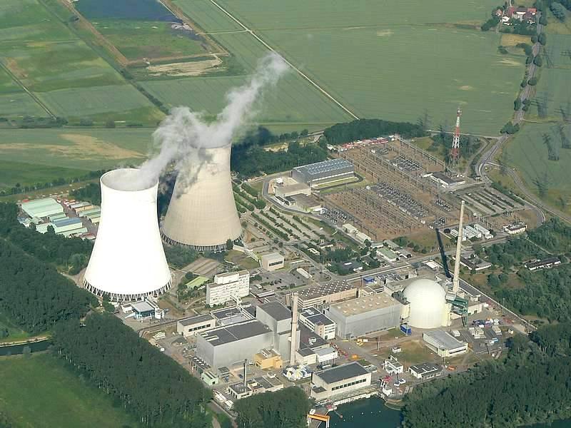 Bild Kernkraftwerk Philippsburg