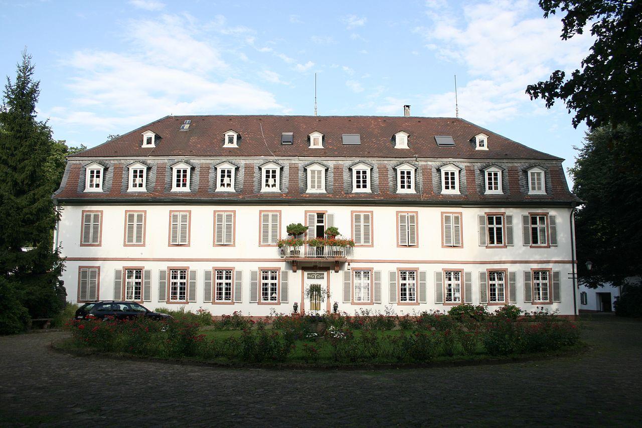 Bild Schloss Philippseich Dreieich