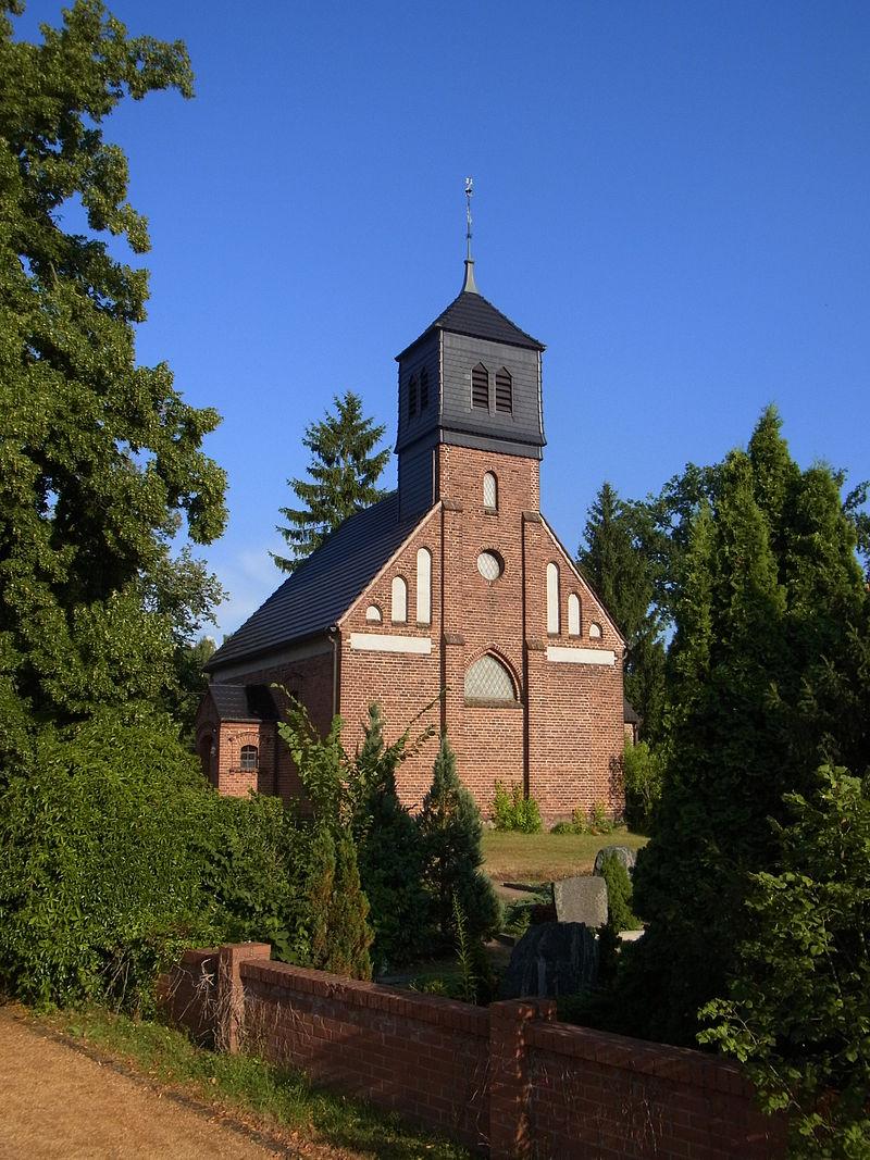 Bild Dorfkirche Pieskow