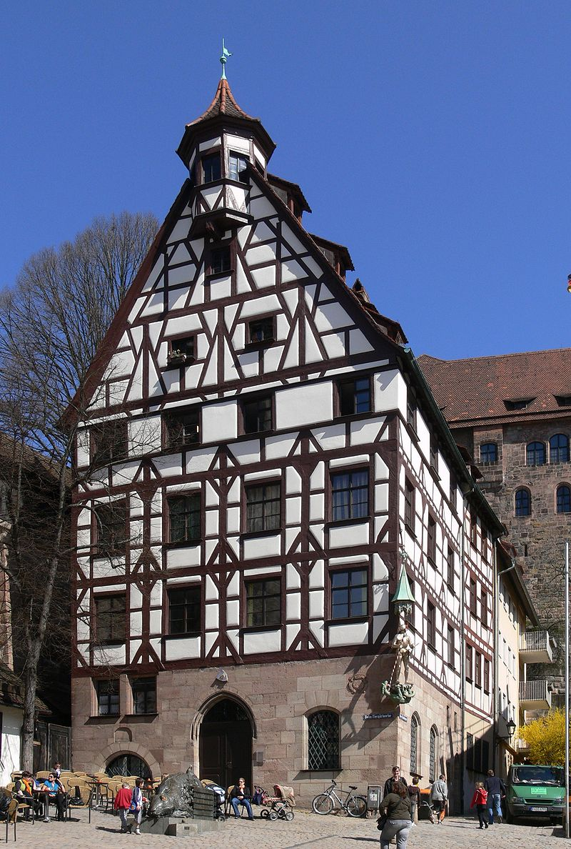 Bild Pilatushaus Nürnberg