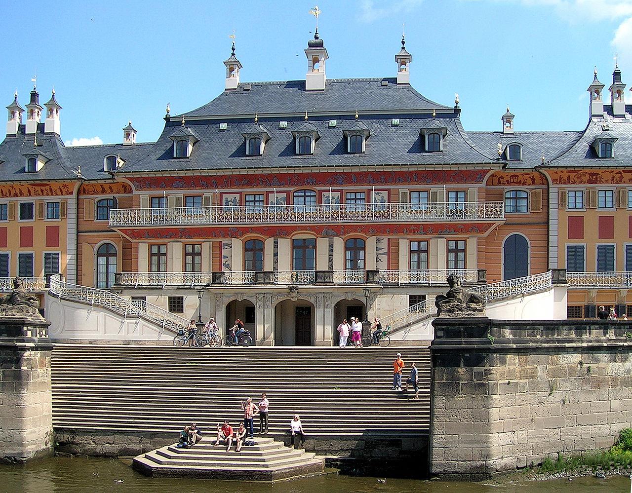 Bild Schloss & Park Pillnitz