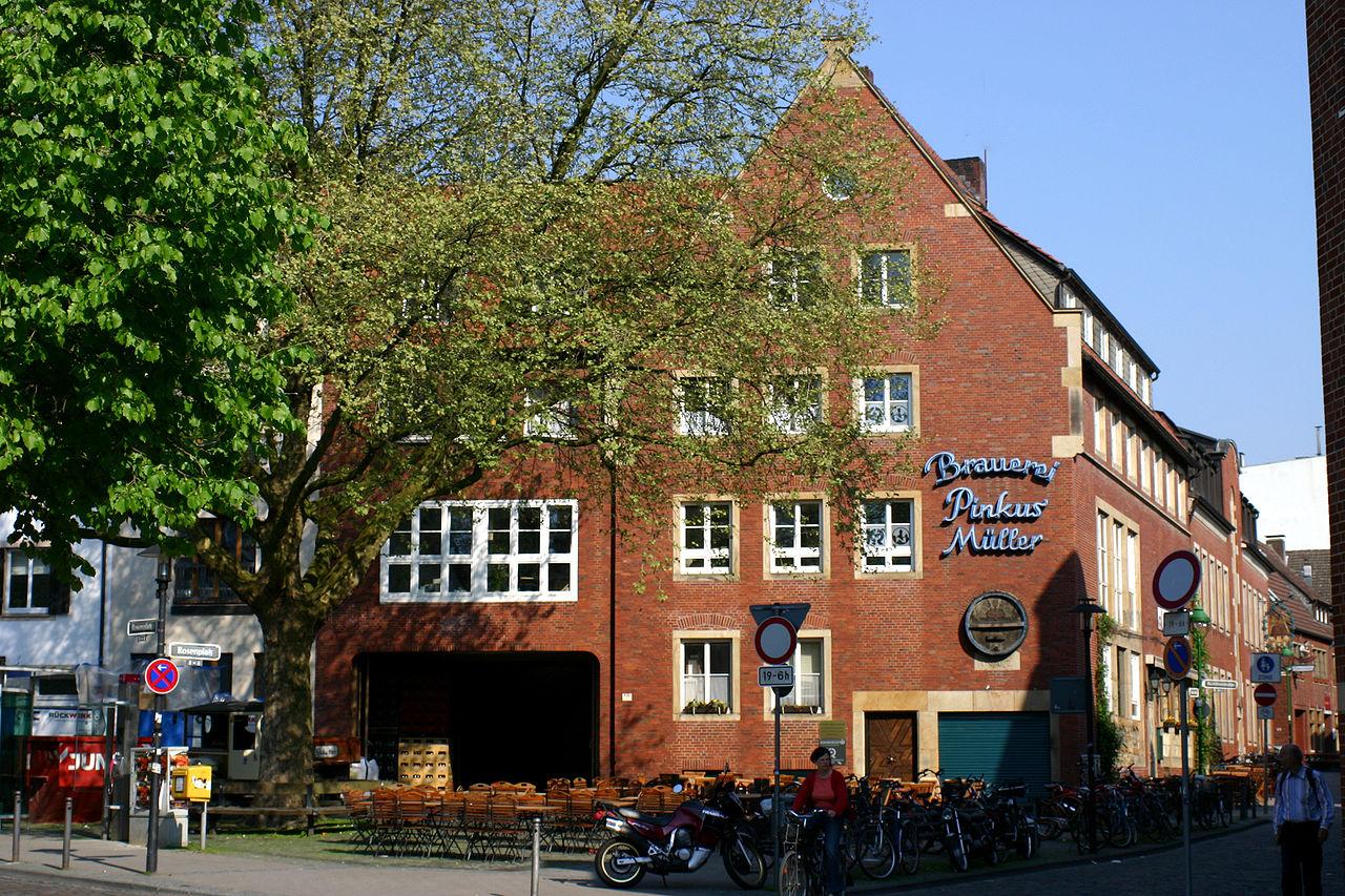 Bild Brauerei Pinkus Müller Münster