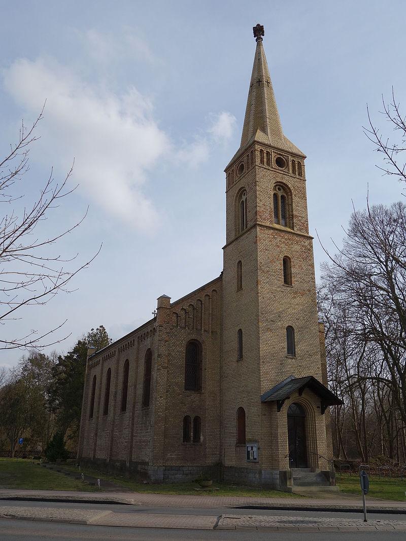Bild Pinnower Kirche