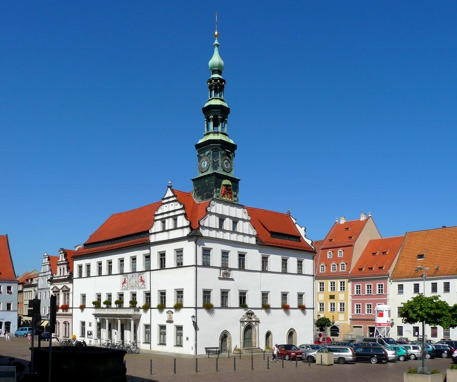 Bild Rathaus Pirna