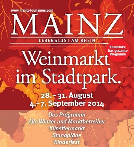 Bild Mainzer Weinmarkt