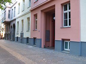 Bild Plamannsche Erziehungsanstalt Berlin