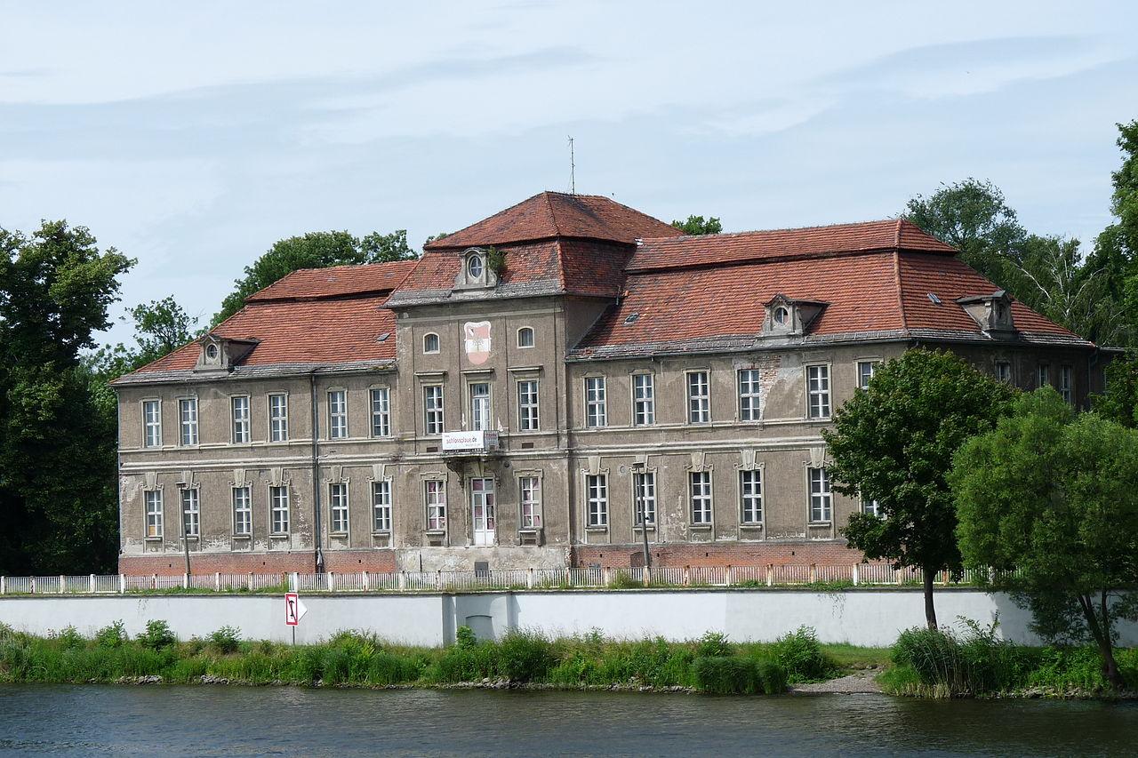 Bild Schloss Plaue an der Havel