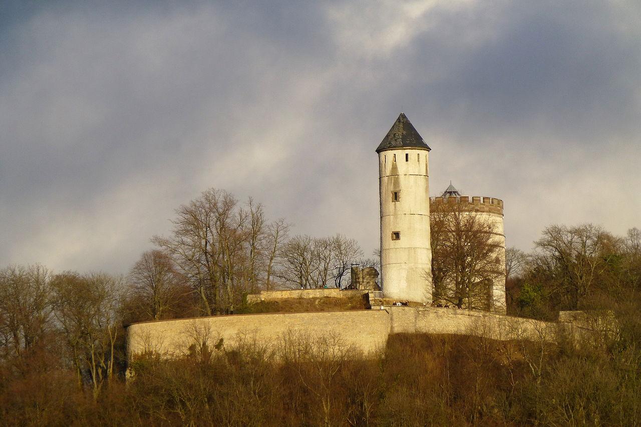 Bild Burg Plesse Bovenden