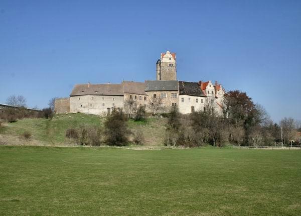 Bild Schloss Plötzkau