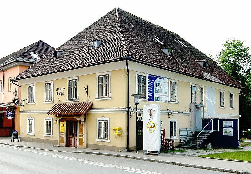 Bild Brahms Haus Weißes Rössl Pörtschach