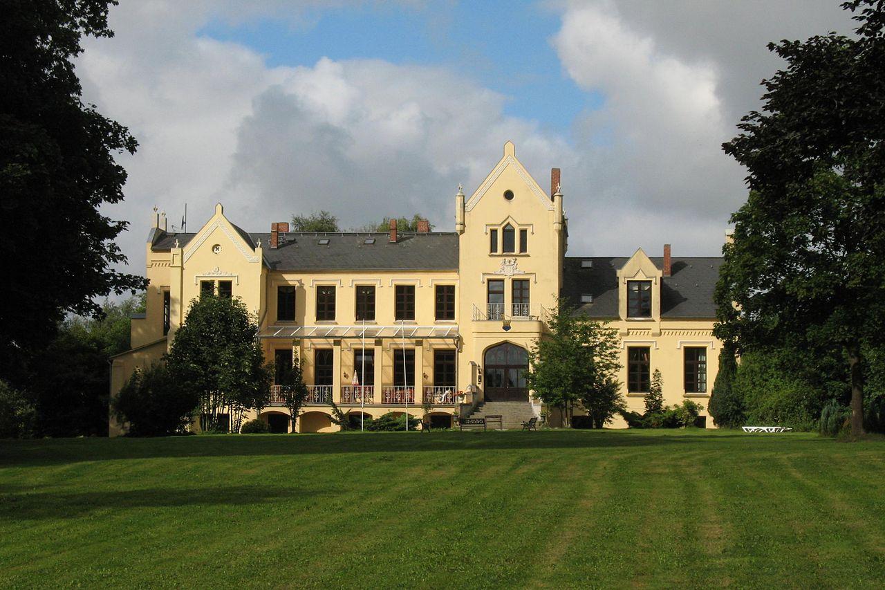 Bild Schloss Poggelow