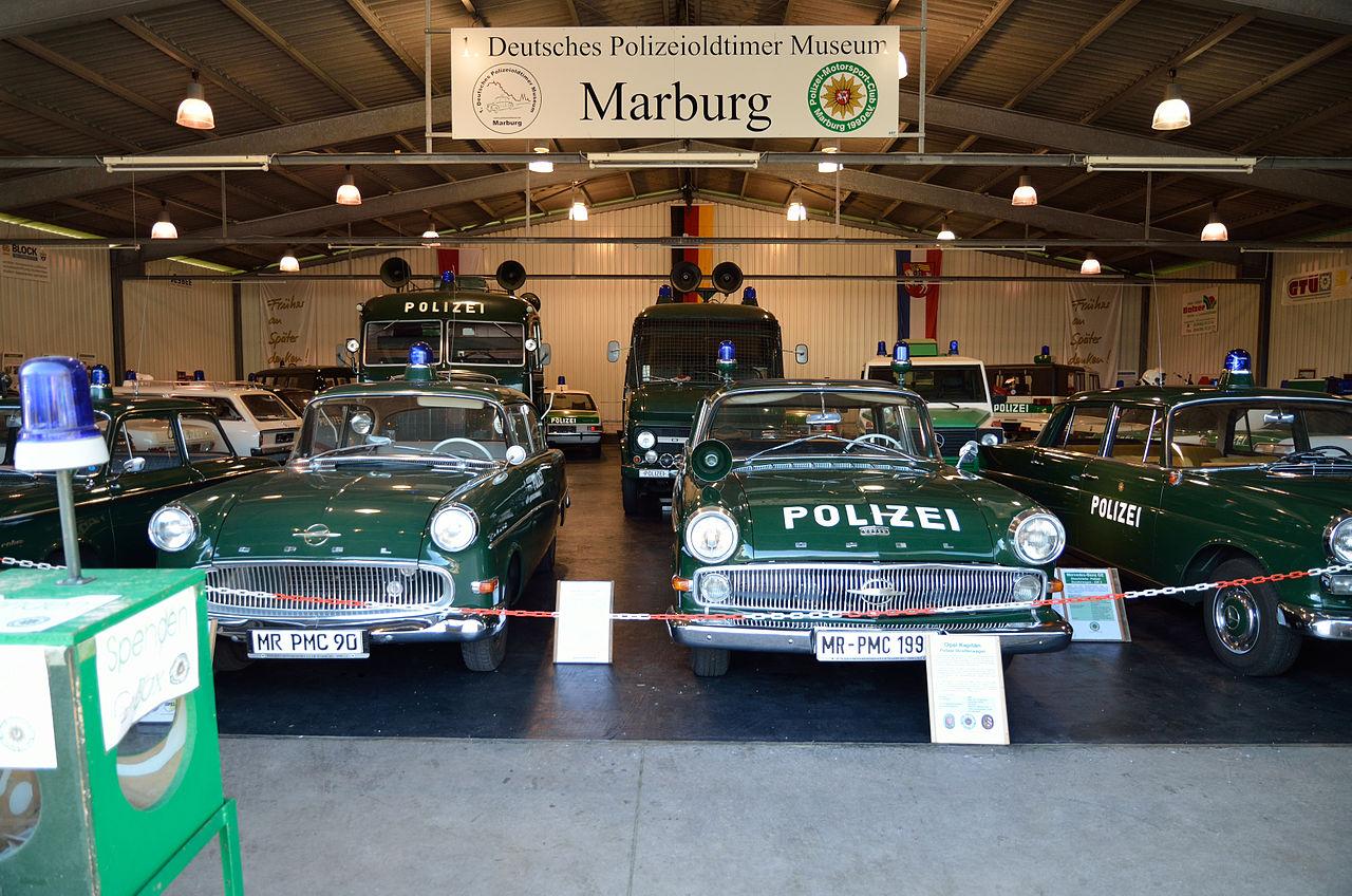 Bild Deutsches Polizeioldtimer Museum Marburg