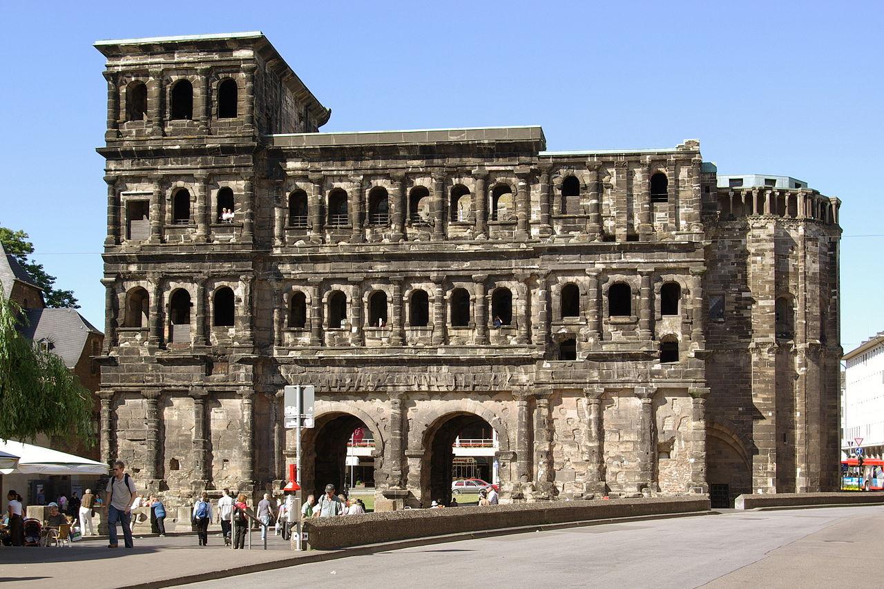 Bild Porta Nigra Trier
