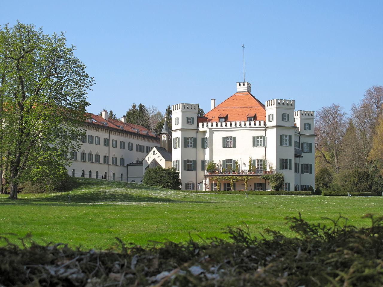 Bild Schloss Possenhofen