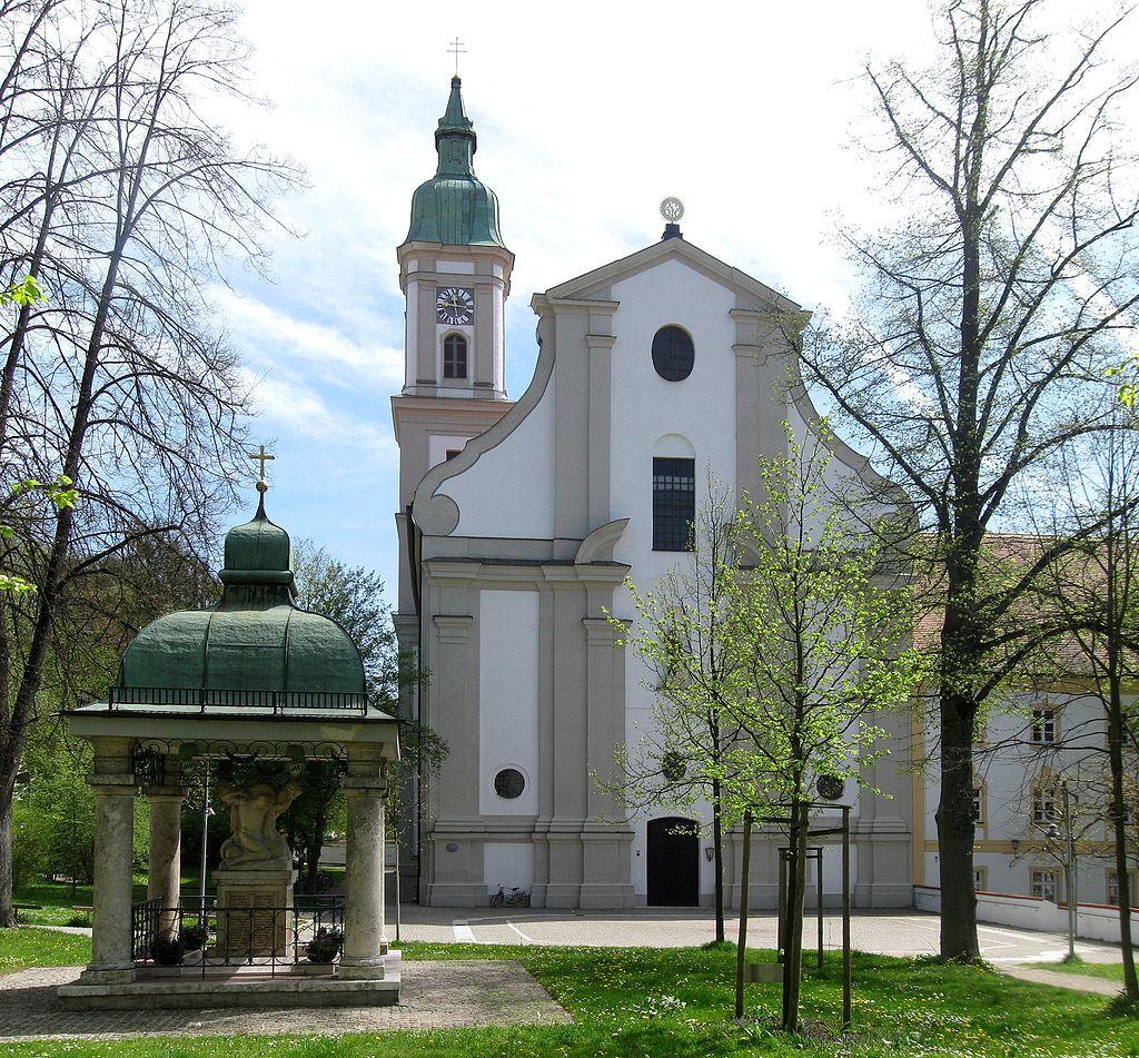 Bild Kloster Neustift Freising