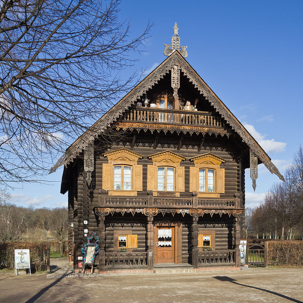 Bild Russische Kolonie Alexandrowka Potsdam