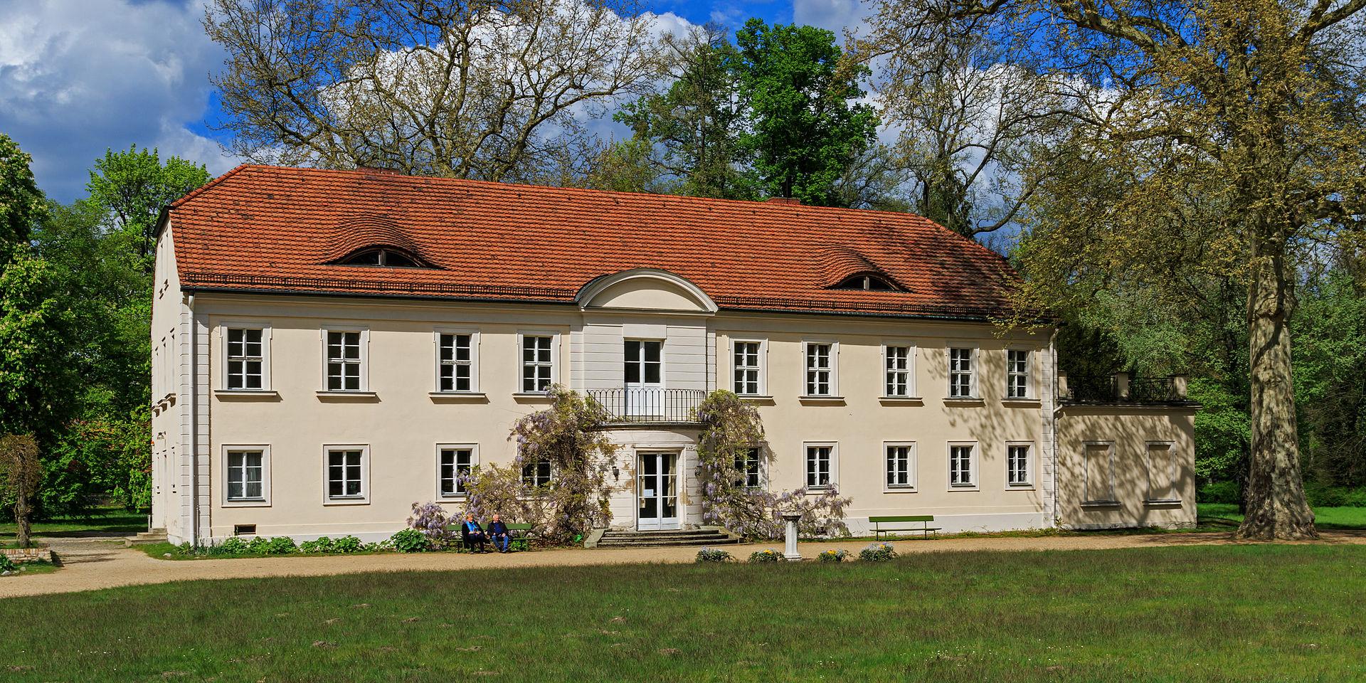 Bild Schloss Sacrow