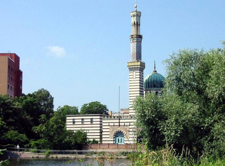 Bild Dampfmaschinenhaus für Sanssouci Potsdam