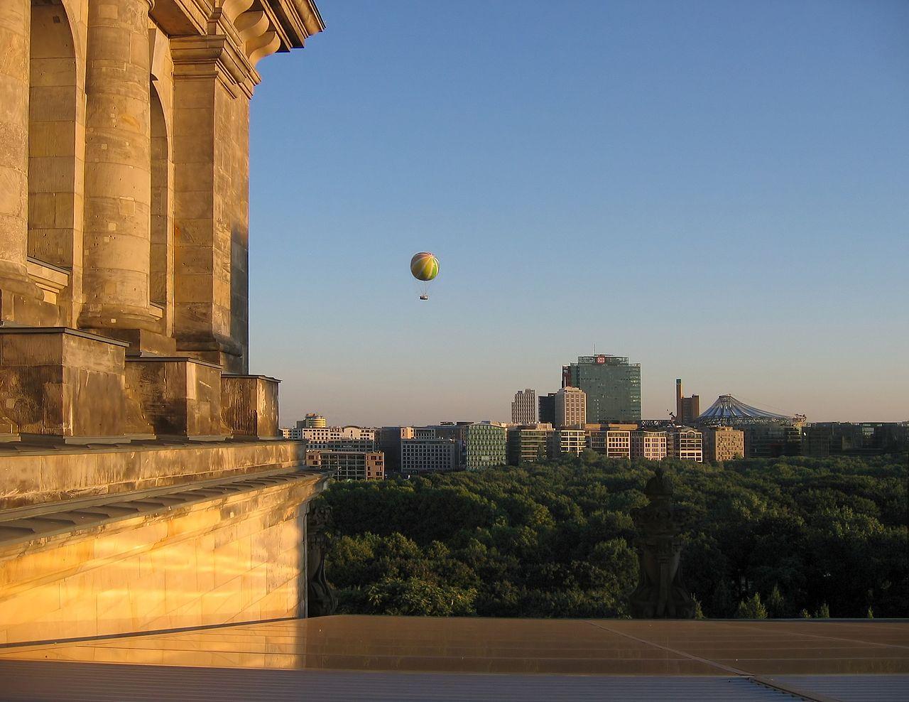 Bild Tiergarten Berlin