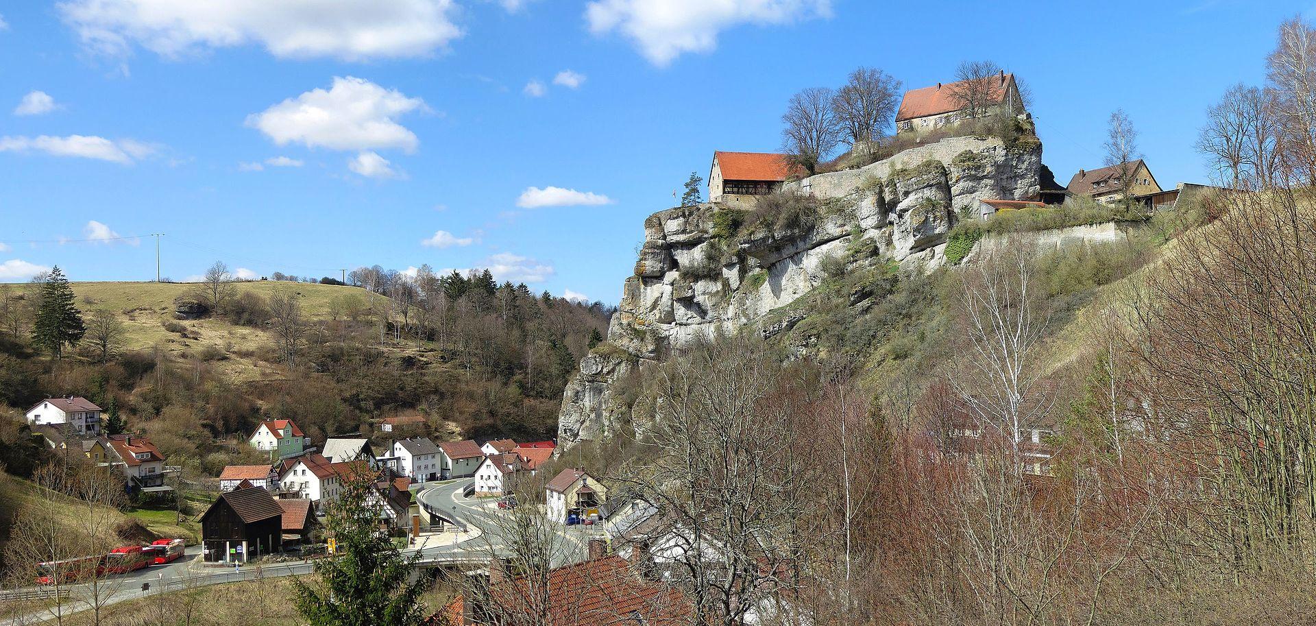 Bild Burg Pottenstein