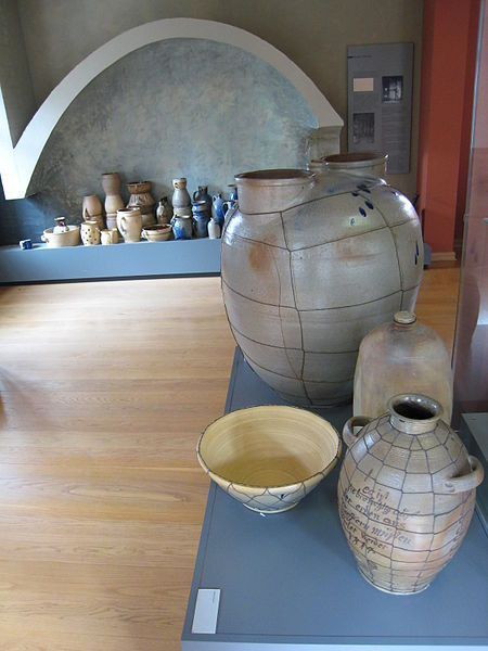 Bild Keramik Museum Bürgel