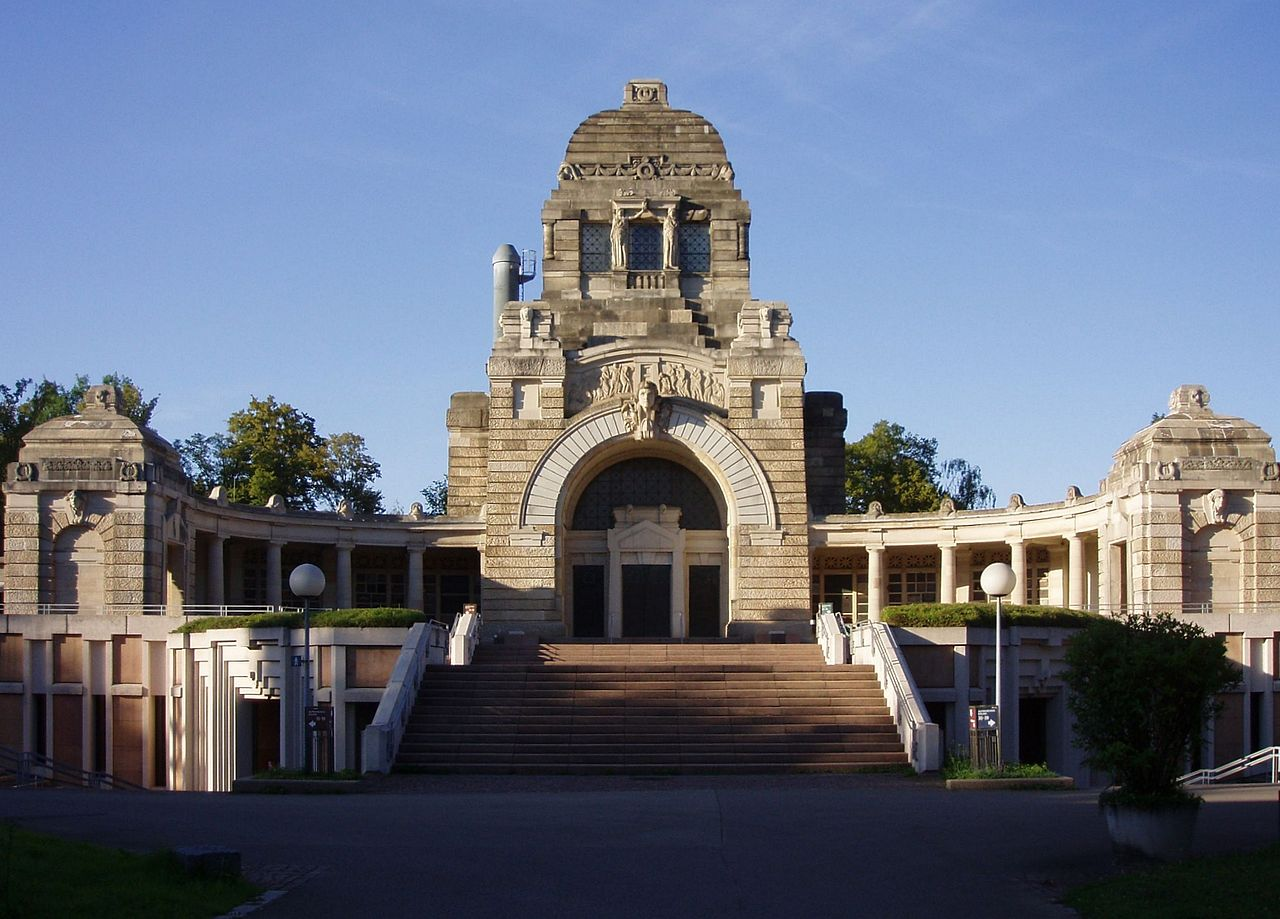 Bild Pragfriedhof Stuttgart Nord