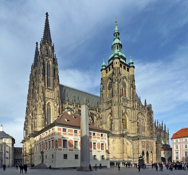 Bild Dom St. Veit Prag