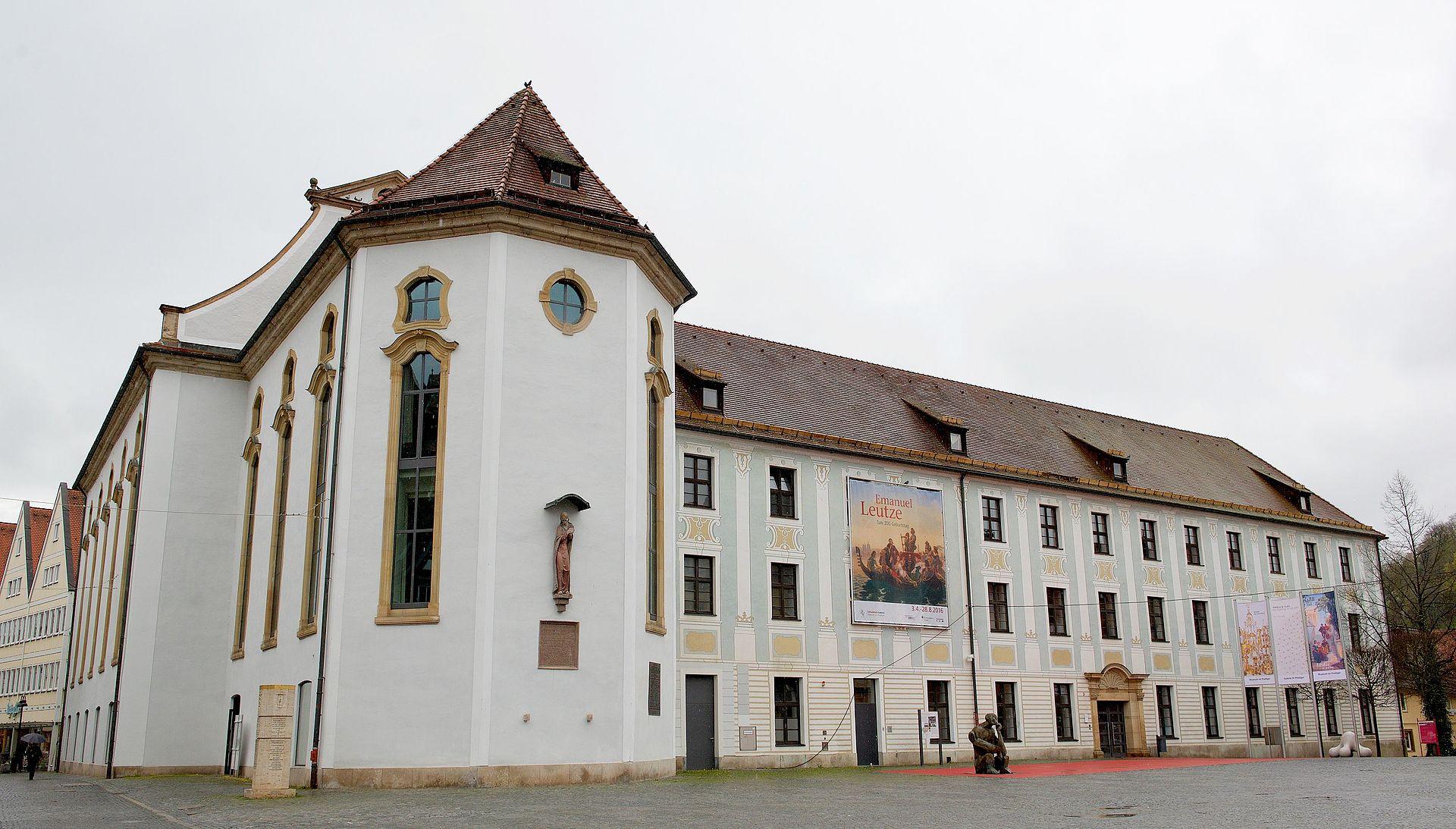 Bild Galerie im Prediger Schwäbisch Gmünd